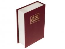 صندوق کتابی امن مدل English Dictionary قفل کلیدی